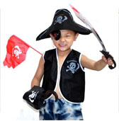 Pirate Themed Performances for Birthdays and Events